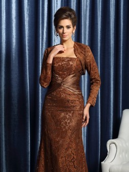 Long Sleeves Net Special Occasion Wrap