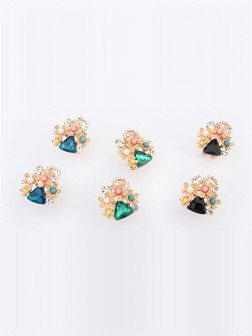 Occident Stylish Floret All-match Exquisite Ear Clip