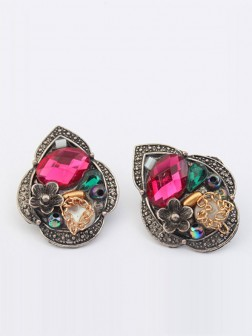 Occident Exotic Retro Personality Stud Earrings