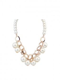 Occident Pearls Boutique All-match Necklace