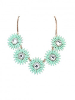 Occident Fashionable Fresh Sweet Necklace