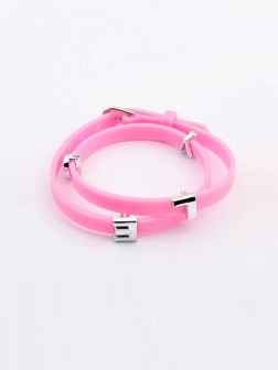 Occident Fashionable Candy Plastic Bracelets