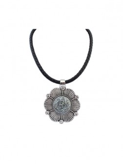 Occident Hyperbolic Ethnic Customs Personality Necklace