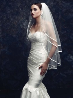 Tulle Wedding Veil