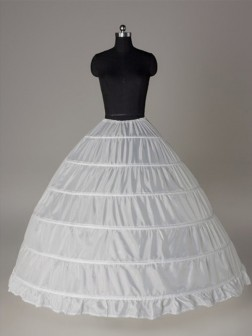 Ball Gown Floor-length Petticoats